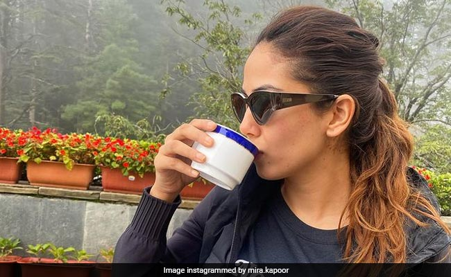 Mira Rajput Gained A 'Few Kilos' On Her 'Much Needed Break' - First Time In 2 Years