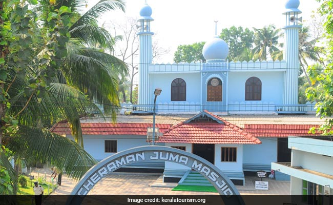 India's Oldest Mosque Basks In Past Glory After Renovation; Set To Reopen