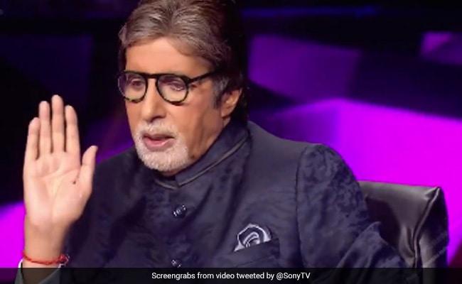 Kaun Banega Crorepati 13 Written Update: Amitabh Bachchan Was Inspired By This Contestant