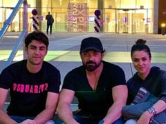 Bobby Deol Was Missing Son Aryaman, So He Posted This Pic