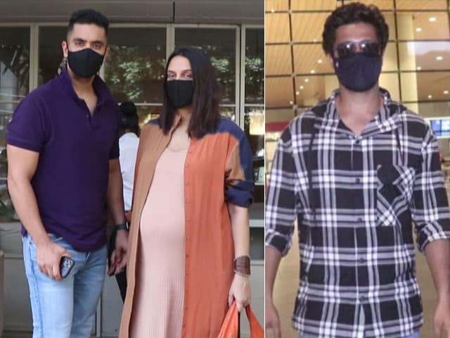 Video : Keeping Up With Neha Dhupia And Vicky Kaushal