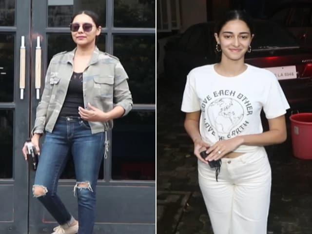 Video : Catching Up With Gauri, Ananya And Fatima