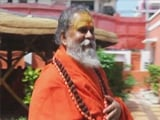 "Video : ""Culprit Won't Be Spared"": Yogi Adityanath On Narendra Giri's Death"
