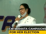 Video : Won't Let India Become Taliban State: Mamata Banerjee Campaigns For Bypolls