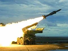 Watch: India Tests 'Akash Prime' Missile, Destroys Aerial Target
