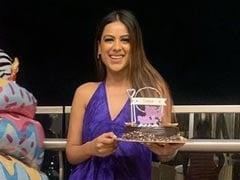 ICYMI: Pics From Nia Sharma's Birthday Festivities