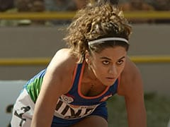 <i>Rashmi Rocket</i> Trailer: Taapsee Pannu Sprints Her Way To Justice