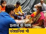 Video : मुंबई में फुटपाथ पर महीनों गुजारते हैं कैंसर के मरीज