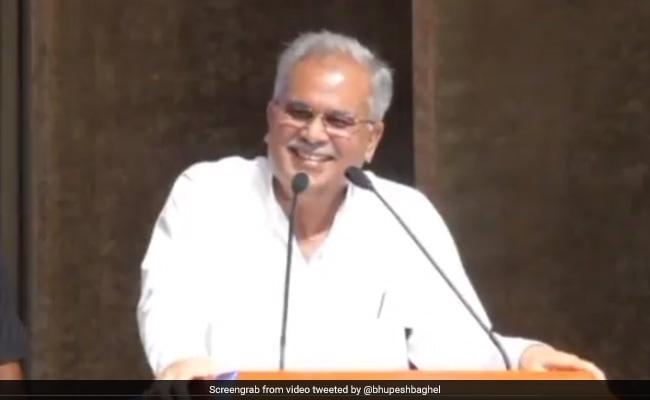 Bhupesh Baghel, TS Deo On Same Stage Amid Rift In Chhattisgarh Congress
