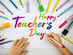 Teachers' Day 2021: Here's Why This Day Is Important