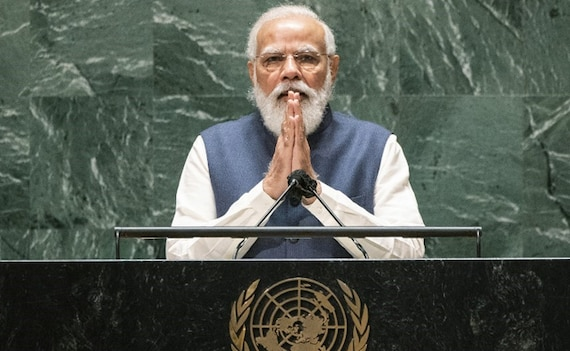 'Those Using Terrorism As Political Tool...': PM's Dig At Pak In UN Speech