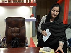 """""""We Will Not Remain Silent"""": Afghan Woman Business Leader On Taliban Rule"""