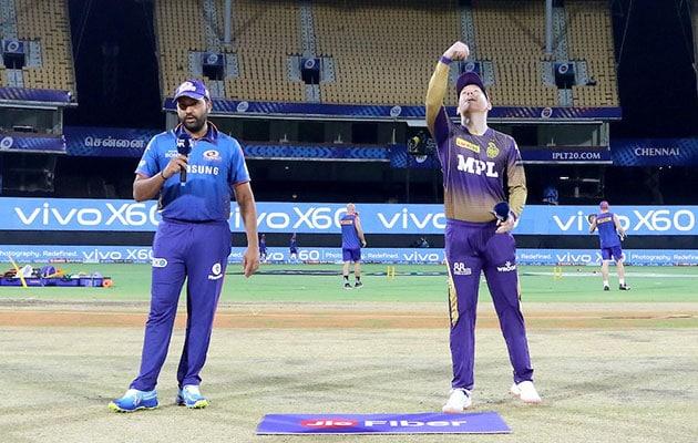 IPL 2021: Mumbai Indians vs Kolkata Knight Riders, Live Updates