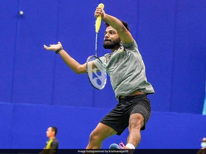 Tokyo Paralympics: Krishna Nagar Wins Indias 5th Gold, Beats Chu Man Kai In Mens Singles SH6 Final