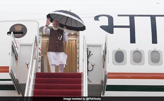 वॉशिंगटन पहुंचे PM नरेंद्र मोदी, पहले QUAD सम्मेलन में होंगे शामिल, बाइडेन से होगी द्विपक्षीय बात
