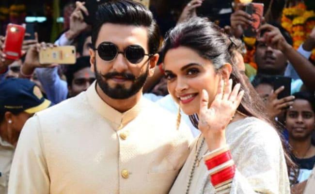 Ranveer Singh Was Asked To Describe Wife Deepika Padukone In A Word. He Wrote...