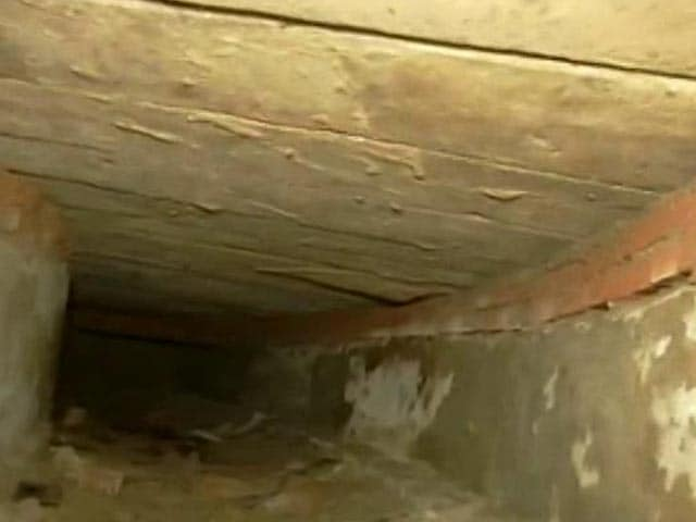 Video : British-Era Tunnel Linking Delhi Assembly With Red Fort Discovered