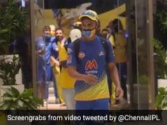 Watch: CSK's Ruturaj Gaikwad Gets Grand Welcome After Heroics vs Mumbai Indians