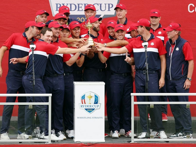 United States Young Guns Overwhelm Europe In Ryder Cup Rout