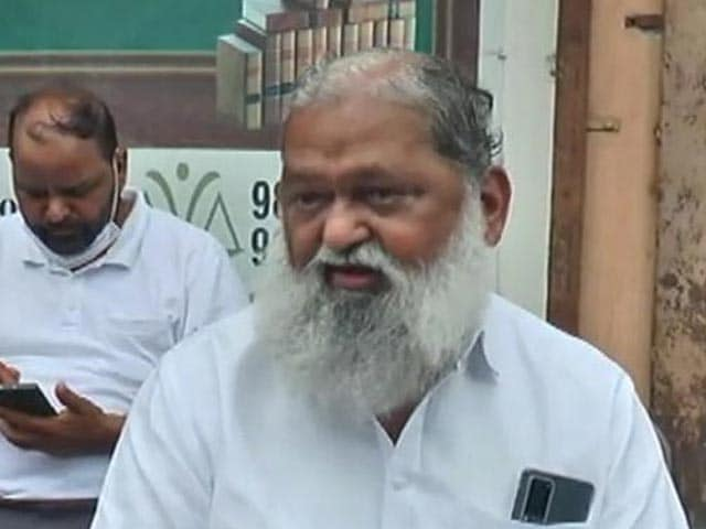 """Video : """"Action Against Farmers Also If Guilty"""": Haryana Minister On Officer Row"""