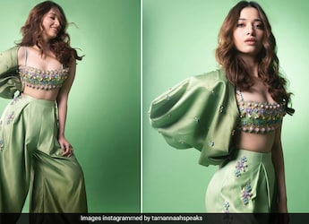 Tamannaah Bhatia Likes To Start Her Morning With This Beverage, Guess What It Is?