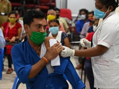 """""""Can Look At Covid Vaccine Boosters After A Year"""": AIIMS Chief To NDTV"""