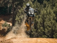Upcoming New Triumph Tiger 1200 Prototype Revealed In New Off-Road Video