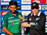 """Video : New Zealand Nix Pak Tour Over """"Security Alert"""" Just Before ODI, To Return"""