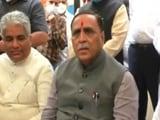 "Video : ""Gujarat's Development Should Go On Under New Leadership"": Vijay Rupani"