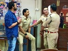 """<I>Aa Rahi Hai Police</I>"": The <I>Sooryavanshi</I> Moment Akshay Kumar's Been Waiting For"