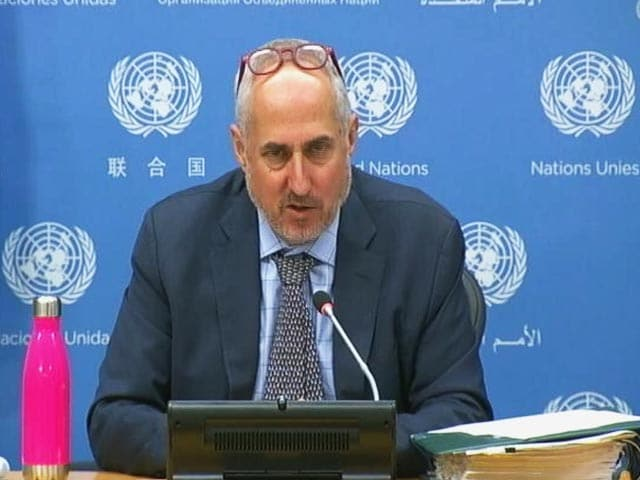 Video : 'We Remain Hopeful India-Pak Dialogue Can Happen': UN To NDTV