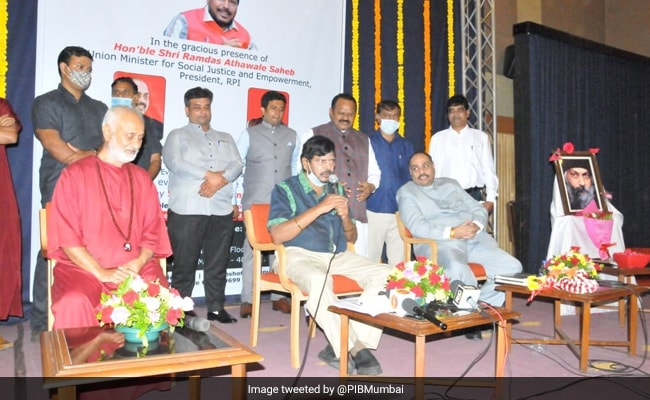 Osho Followers Meet Union Minister, Seek Probe Into Functioning Of Pune Ashram