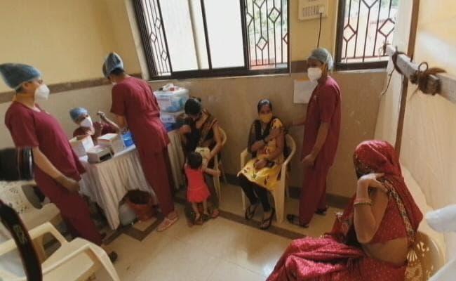 As India Clocks Record Vaccination, Maharashtra Pushes For Jabs For Women