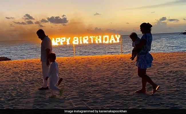 Kareena Kapoor's Birthday Promise To Self: Keep The Fire Burning