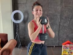 """Some Major Work Out Motivation From Soha Ali Khan And Her """"Sore"""" Muscles"""