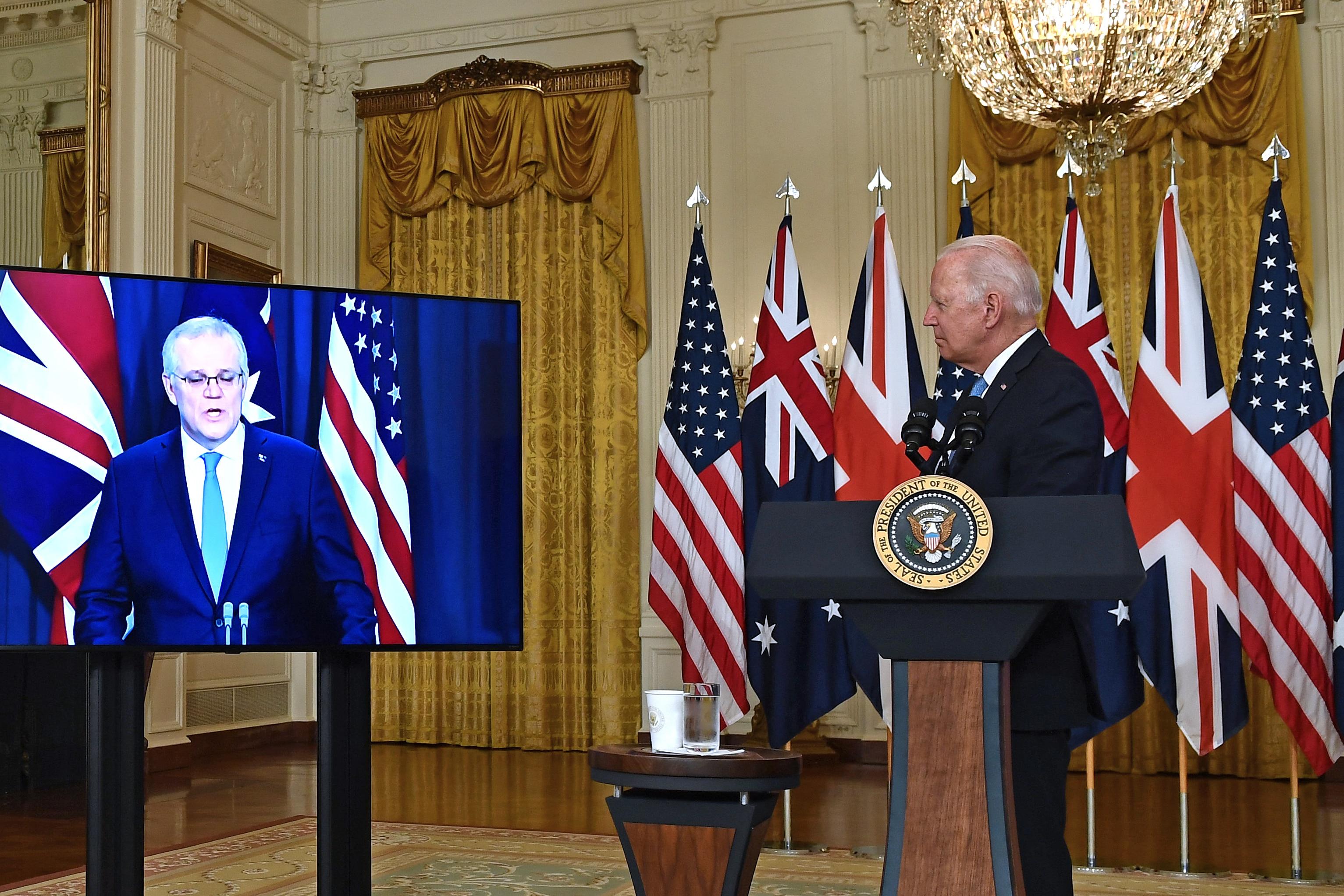 'US Has No Closer, More Reliable Ally Than Australia,' Says Joe Biden