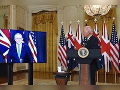 """That Fella Down Under"": Joe Biden Forgets Australian Prime Minister's Name"