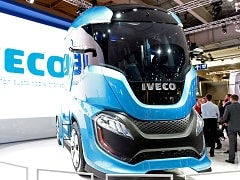Iveco Charts Future After CNH With Nikola Electric Truck Deal