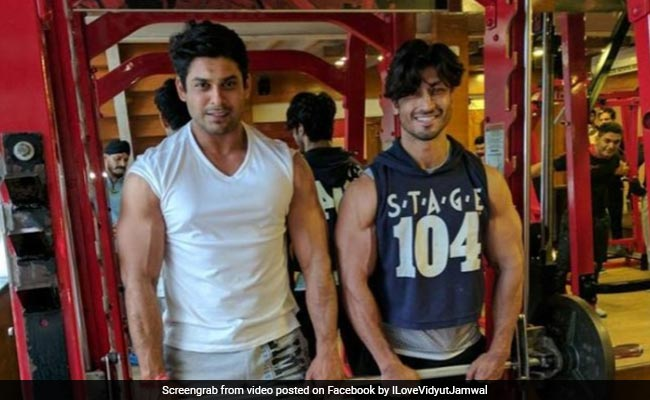 Vidyut Jammwal's Heart Wrenching Tribute To Sidharth Shukla, His First Gym Buddy And Best Friend