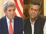 Video : Best Scientists Are Telling Us...: John Kerry Exclusive On Climate Emergency