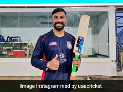 Watch: USA Cricketer Jaskaran Malhotra Joins Elite Club After Smashing 6 Sixes In An Over