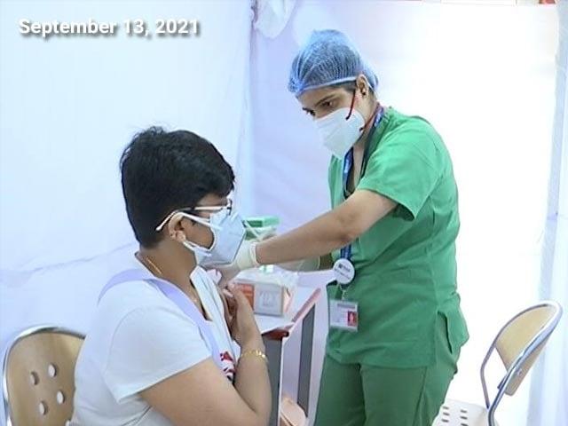 Video : India's COVID-19 Vaccination Coverage Crosses 74 Crore-Mark