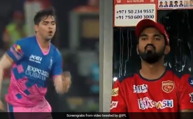 Video Karthik Tyagi turned the game by giving just 1 run in the last over Sehwag says Punjab kings can only blame itself IPL 2021 Rajasthan Royals