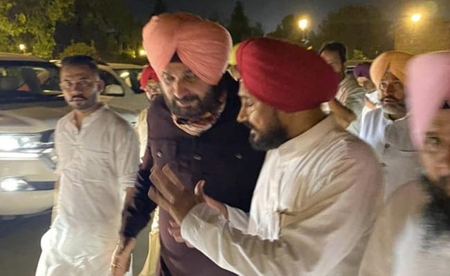 Punjab Congress Crisis LIVE: Navjot Sidhu To Stay In Congress, Sources Say
