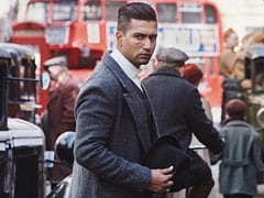 """<I>Sardar Udham</i> - Vicky Kaushal Reveals The Scar On His Face Is Real: """"Got 13 Stitches"""""""