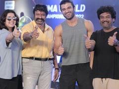 <i>Liger</i>: Telugu Superstar Nandamuri Balakrishna Visits Vijay Deverakonda And Team On Set In Goa