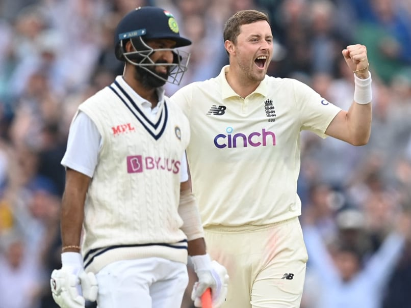 India vs England 4th Test Highlights: Ollie Robinson Strikes Late But India Extend Lead To 171 On Day 3