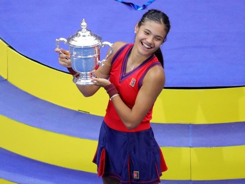 Emma Raducanu Rockets Up 127 Ranking Places After Stunning US Open Win