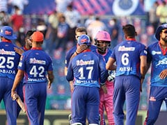 IPL 2021: Bowlers Script Delhi Capitals' 33-Run Win Over Rajasthan Royals