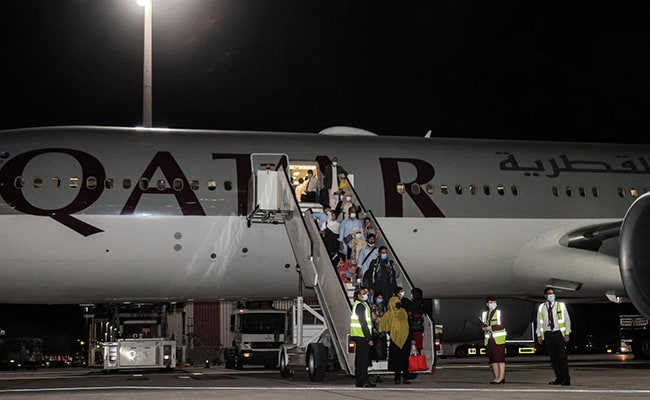 As Commercial Flights Resume From Kabul, Departing Afghans Emotionally Conflicted